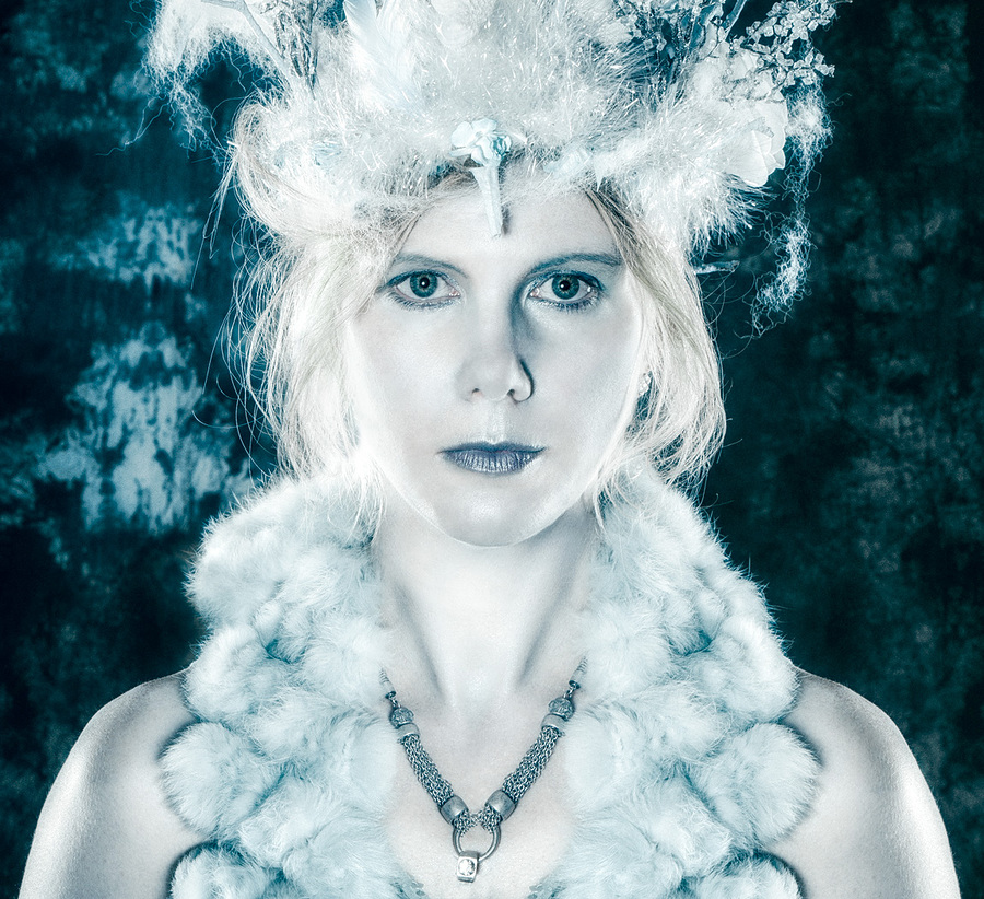 Ice Queen / Photography by Matthew Jones / Uploaded 10th July 2016 @ 04:09 PM