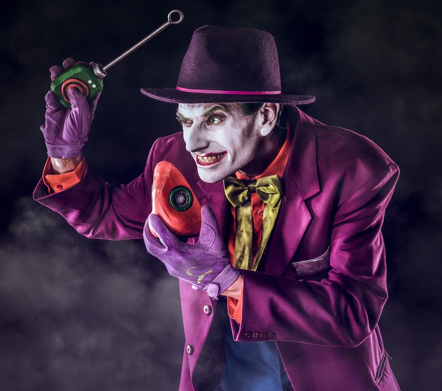 Joker / Photography by Matthew Jones / Uploaded 28th June 2017 @ 08:02 PM