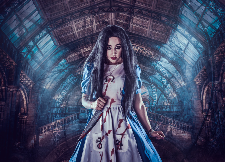 The Madness of Alice / Photography by Matthew Jones / Uploaded 23rd November 2017 @ 08:14 PM