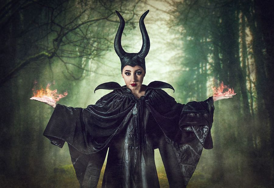 Maleficent / Photography by Matthew Jones / Uploaded 18th February 2018 @ 09:22 PM