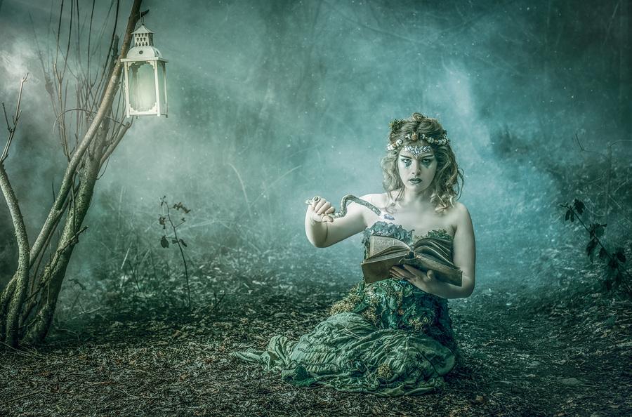 Ethereal Enchantment / Photography by Matthew Jones, Model KimTheHumann, Makeup by velvet rose  MUA, Hair styling by velvet rose  MUA / Uploaded 25th March 2018 @ 08:26 PM