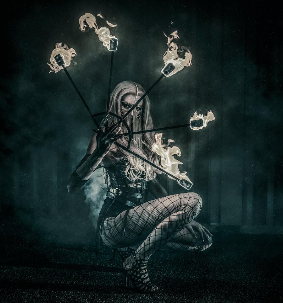 Dark Carnival / Photography by Matthew Jones / Uploaded 17th June 2018 @ 08:39 PM