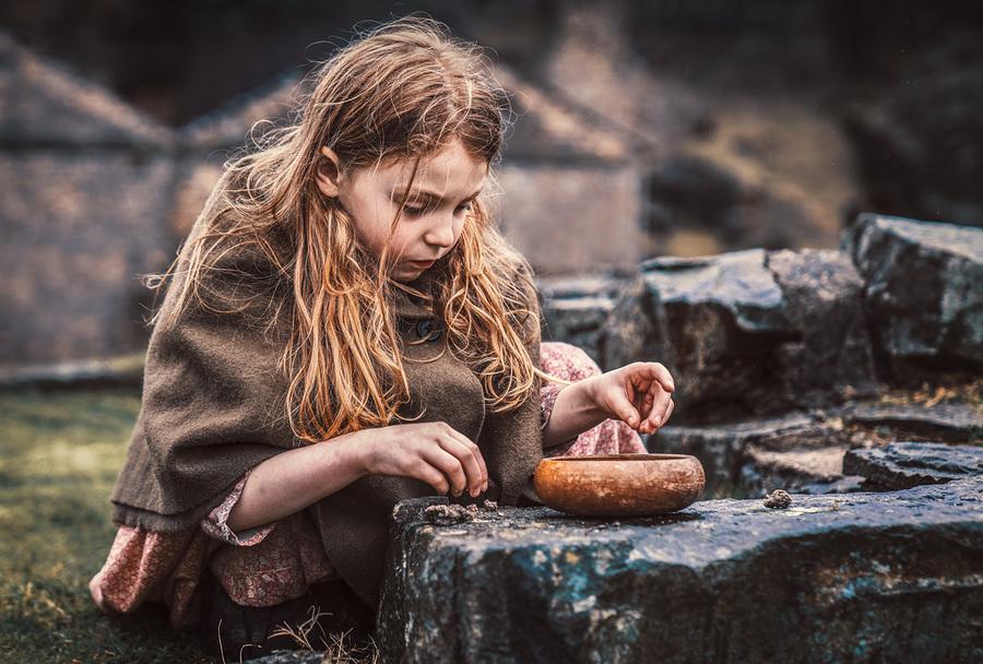 Street Urchin / Photography by Matthew Jones / Uploaded 28th June 2018 @ 08:32 PM