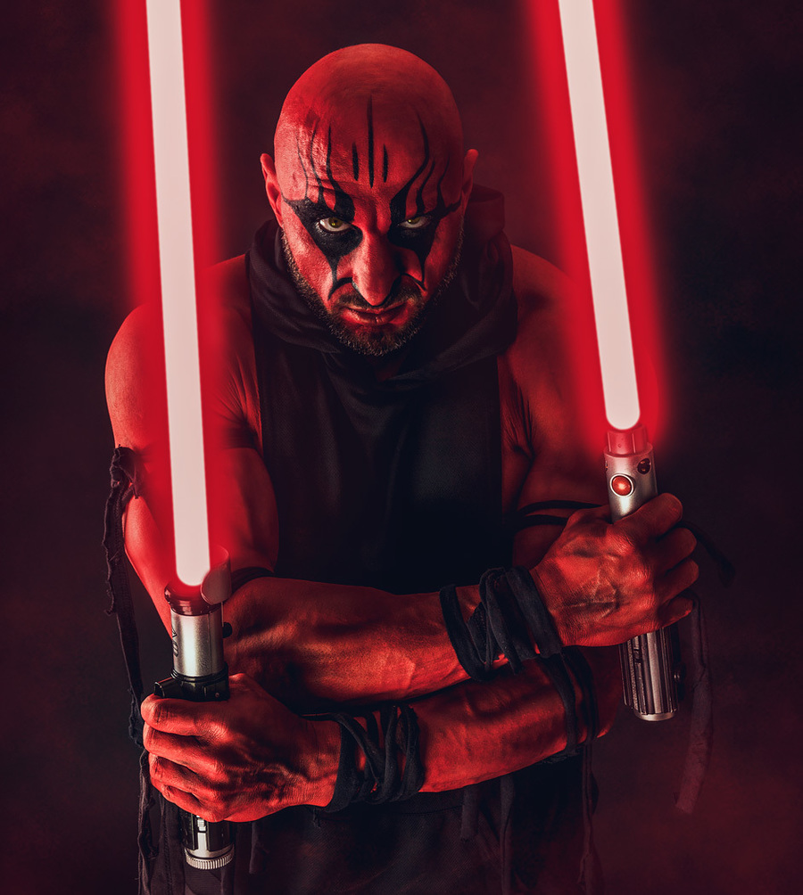 Darth Titus / Photography by Matthew Jones / Uploaded 1st July 2019 @ 09:11 PM
