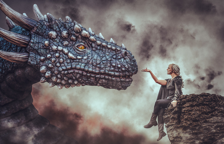 Mother of Dragons / Photography by Matthew Jones / Uploaded 2nd July 2019 @ 08:51 PM