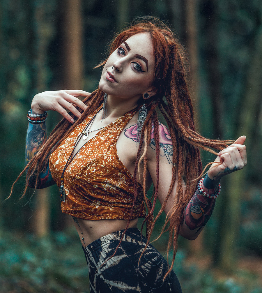 Ash in the Forest / Photography by Matthew Jones / Uploaded 24th July 2019 @ 09:04 PM
