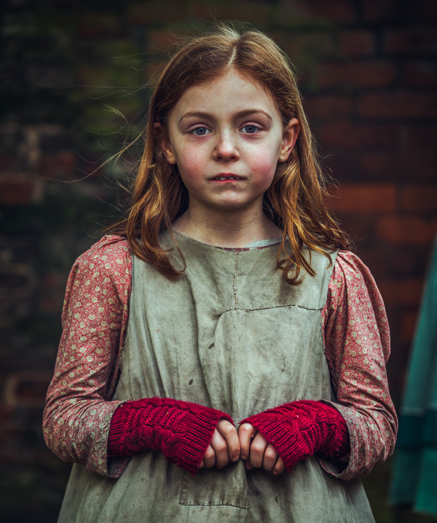 Victorian child / Photography by Matthew Jones / Uploaded 28th July 2019 @ 08:10 PM