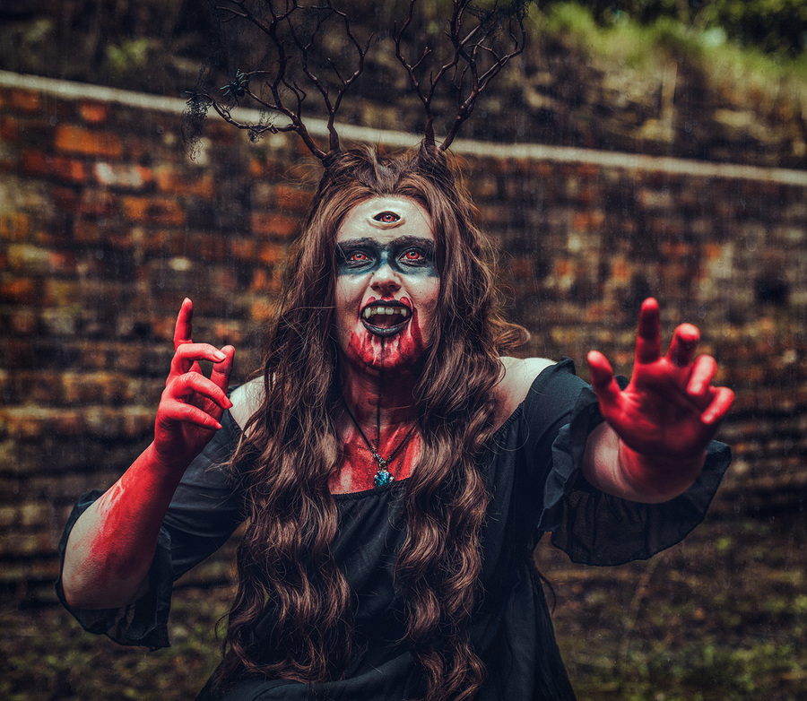 The Forest Demon / Photography by Matthew Jones / Uploaded 26th October 2019 @ 05:27 PM