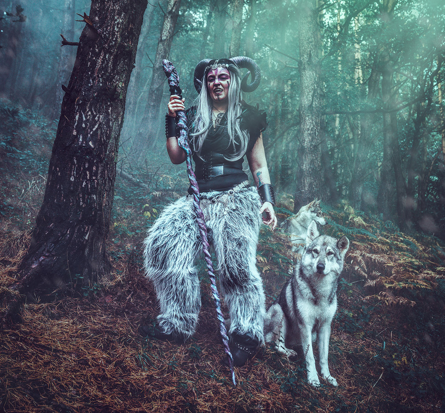 The Faun / Photography by Matthew Jones / Uploaded 30th October 2019 @ 06:43 PM