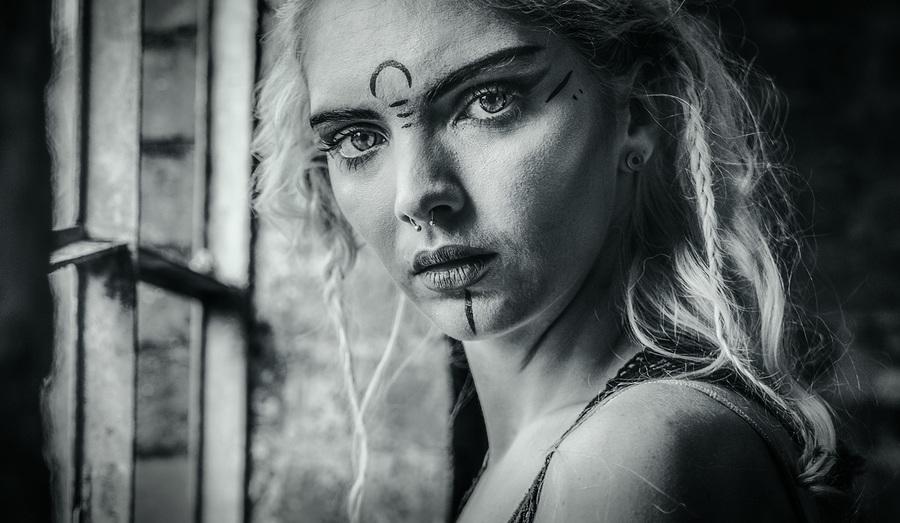 Girl at the window / Photography by Matthew Jones, Model Rune (chibirune), Makeup by velvet rose  MUA, Hair styling by velvet rose  MUA / Uploaded 25th November 2019 @ 09:26 PM