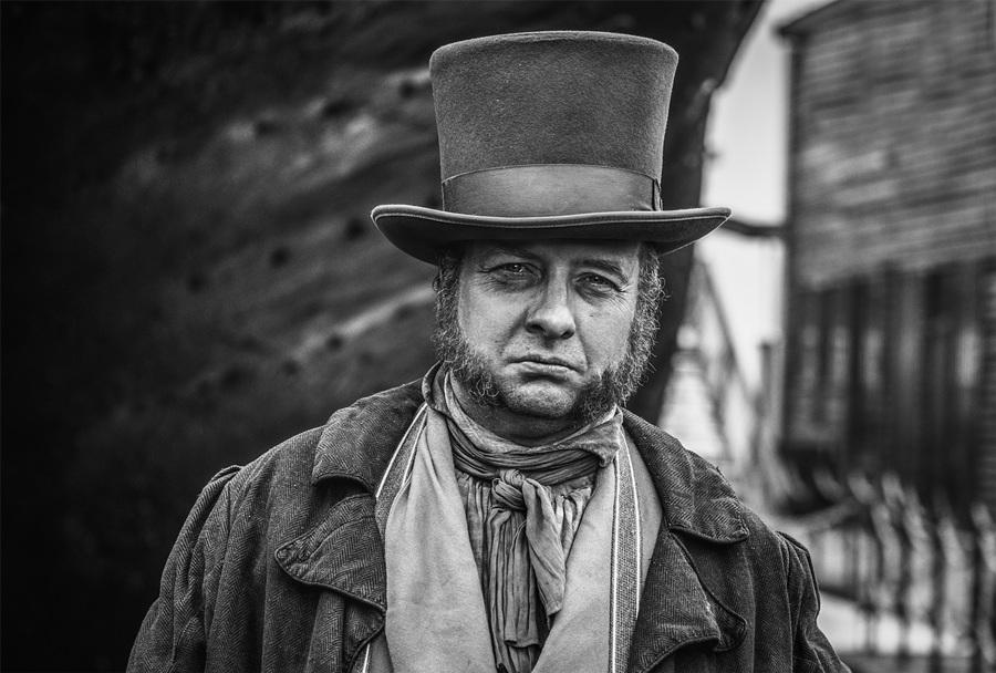 Dockside Hatter / Photography by Matthew Jones / Uploaded 9th October 2020 @ 05:04 PM