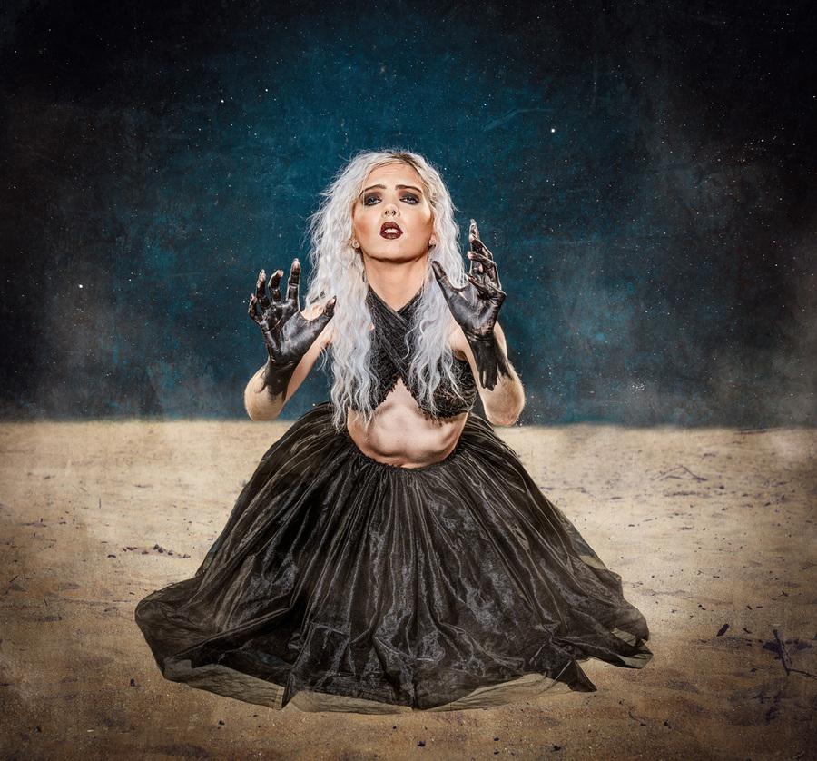 Dune / Photography by Matthew Jones, Model Rune (chibirune), Makeup by velvet rose  MUA / Uploaded 31st May 2021 @ 06:39 PM