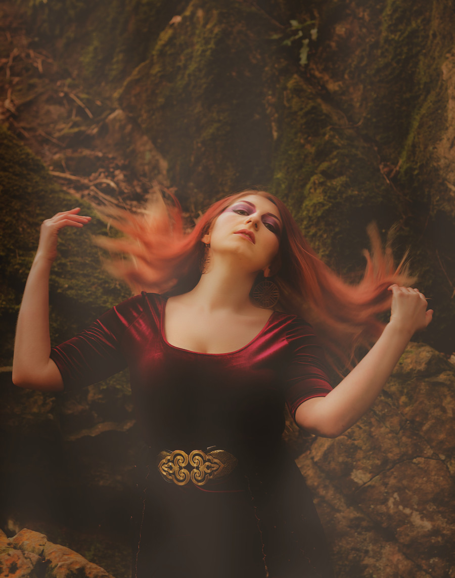 Photography by RLux, Model Kelli Kaleidoscope, Makeup by Kelli Kaleidoscope / Uploaded 25th March 2015 @ 08:31 PM
