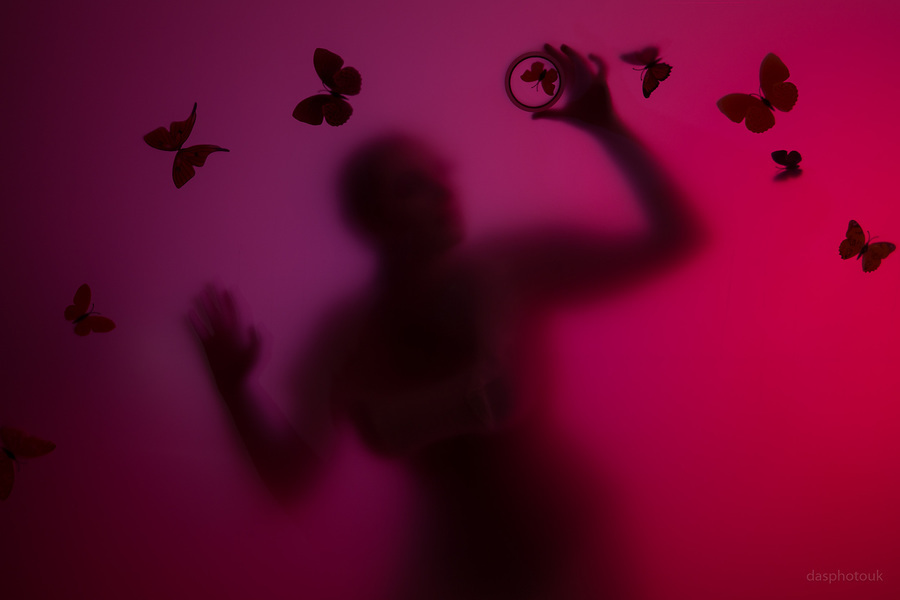 Photography by dasphotouk Dave, Model Kelli Kaleidoscope, Makeup by Pink Lady Makeup Artistry, Taken at PoZersStudio / Uploaded 4th September 2016 @ 04:31 PM
