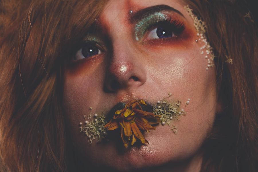 Petal / Photography by Tony Cooney, Model Kelli Kaleidoscope / Uploaded 25th May 2018 @ 01:29 AM
