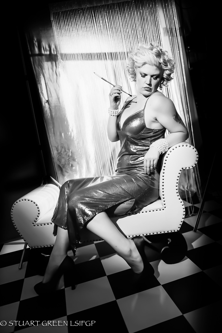 marilyn monroe style shoot / Photography by Stuart Green-Photography, Model Lelly D / Uploaded 9th July 2014 @ 09:26 PM