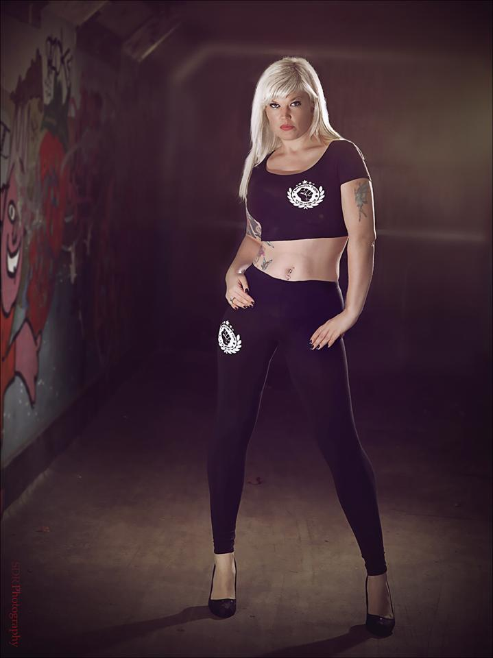 boxing promo shoot / Photography by SDR1000, Model Lelly D / Uploaded 6th November 2014 @ 05:28 PM