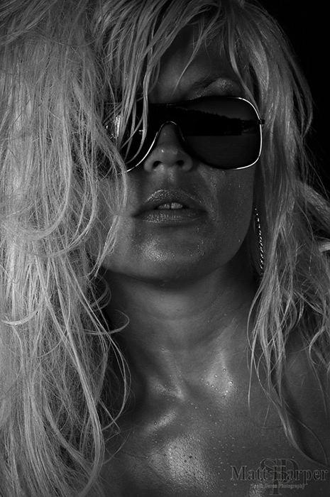 headshot / Photography by Matt Harper, Model Lelly D / Uploaded 6th July 2014 @ 07:57 AM