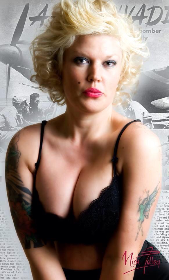 marilyn monroe style shoot / Model Lelly D / Uploaded 21st June 2014 @ 08:19 AM