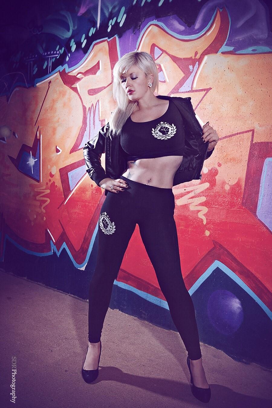 boxing promo shoot / Model Lelly D / Uploaded 18th January 2015 @ 08:06 AM