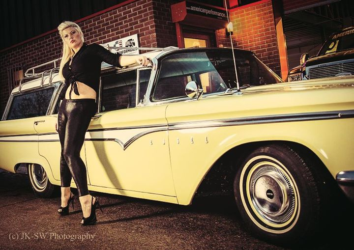 american car shoot / Model Lelly D / Uploaded 18th December 2013 @ 06:56 PM