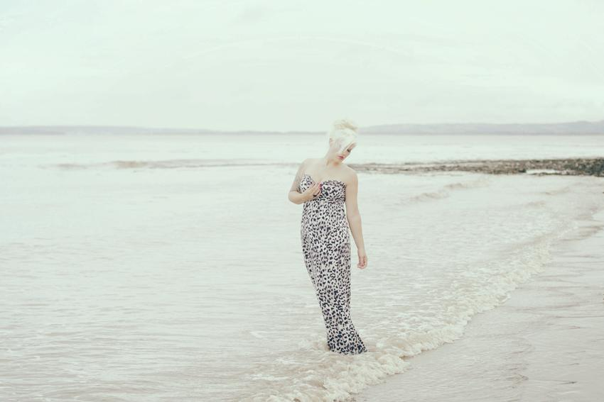 50s beach shoot / Photography by Nik Sheppard, Model Lelly D / Uploaded 23rd June 2014 @ 07:09 AM