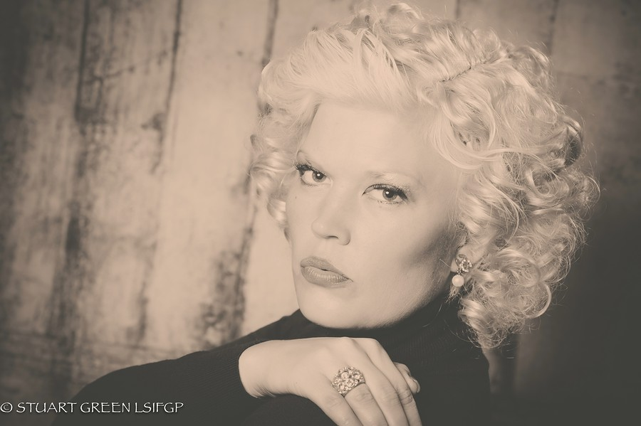 marilyn monroe style shoot / Photography by Stuart Green-Photography, Model Lelly D / Uploaded 9th July 2014 @ 08:21 PM