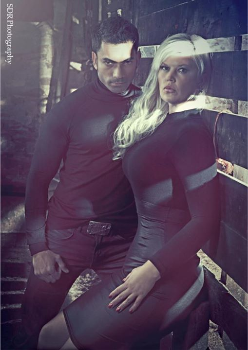 duo shoot / Photography by SDR1000, Model Lelly D / Uploaded 28th October 2013 @ 09:48 AM