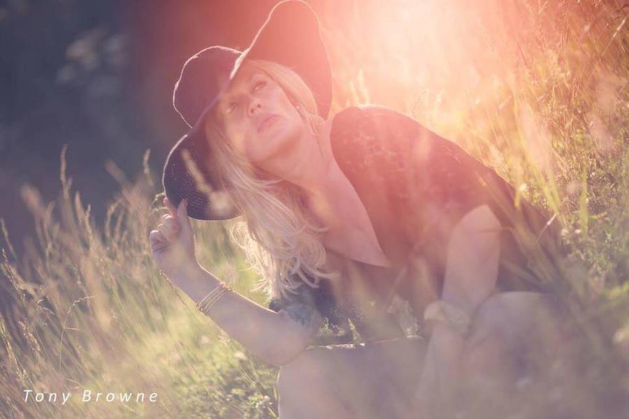 summer sun shining on my back never gonna look back :) / Model Lelly D / Uploaded 6th July 2016 @ 08:22 PM