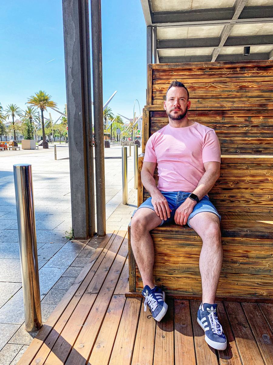 Barcelona Chill / Model ruggercub / Uploaded 22nd August 2019 @ 10:29 AM