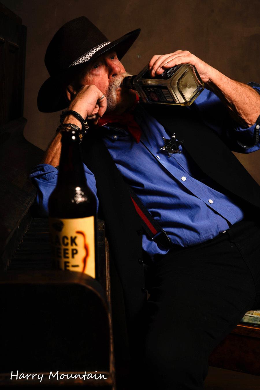 Little old wine drinker me / Model Harry Mountain / Uploaded 9th August 2019 @ 05:11 PM