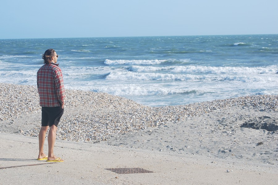 contemplating the surf / Model NIkon Pete / Uploaded 20th August 2019 @ 12:46 PM