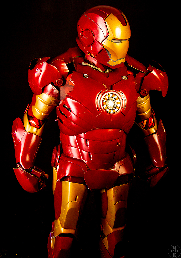 Ironman 1 / Photography by Photographical ME, Post processing by Photographical ME, Taken at Phoenix Creative FX Studio / Uploaded 11th October 2021 @ 05:17 PM