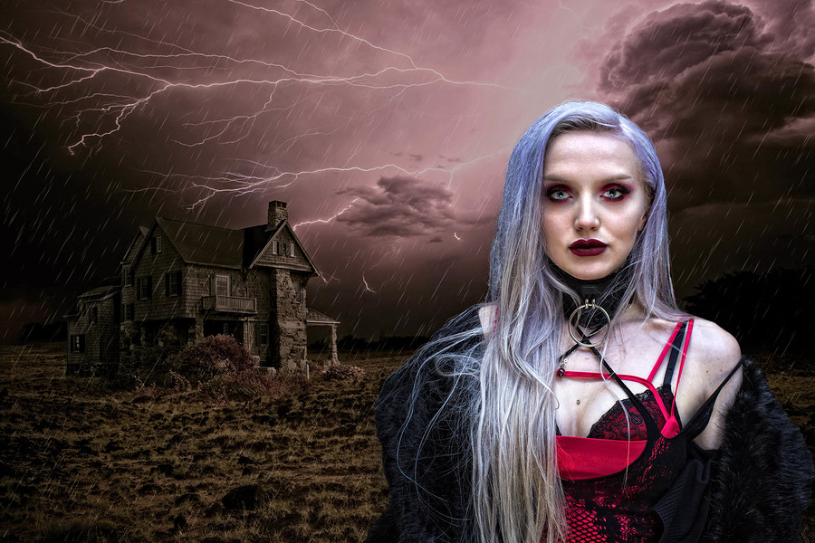 A Night from Hell / Photography by Daniel D Springgay / Uploaded 3rd October 2019 @ 10:52 AM