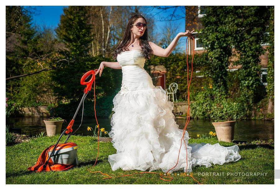 Bliss in Suburbia / Photography by preime photography, Model GemmaH / Uploaded 18th March 2014 @ 11:11 AM