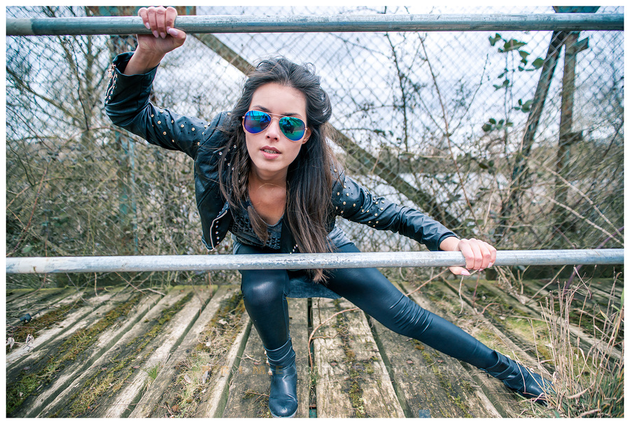 charelle on the bridge / Photography by preime photography / Uploaded 20th March 2015 @ 05:09 PM