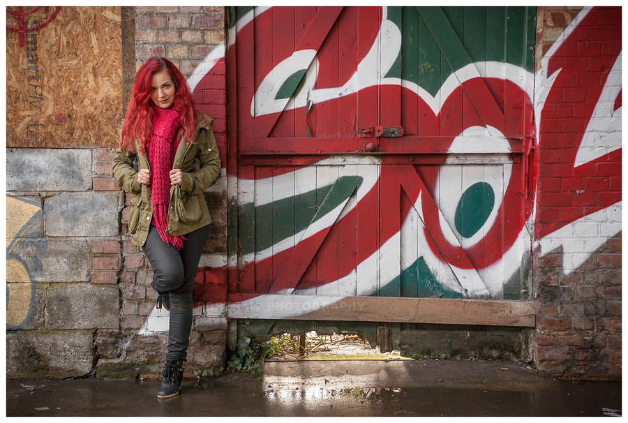 coco and the green door / Photography by preime photography, Model Bad Dolly / Uploaded 25th February 2015 @ 07:39 PM