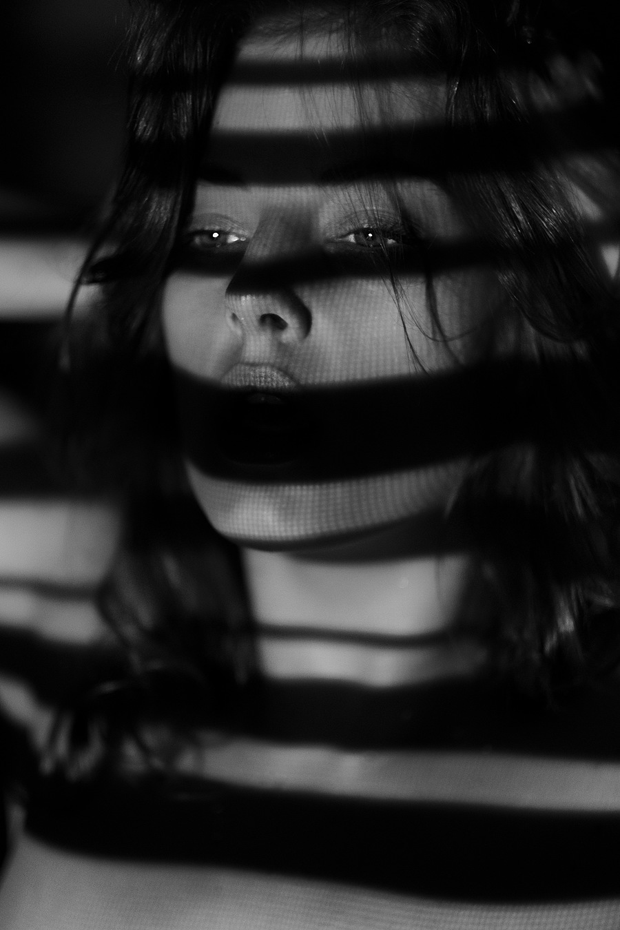There are dark shadows on the earth, but its lights are stronger in the contrast. Charles Dickens / Photography by Abstract Reality, Model LottiiRose, Assisted by Poisonedgoat / Uploaded 18th February 2019 @ 10:08 PM