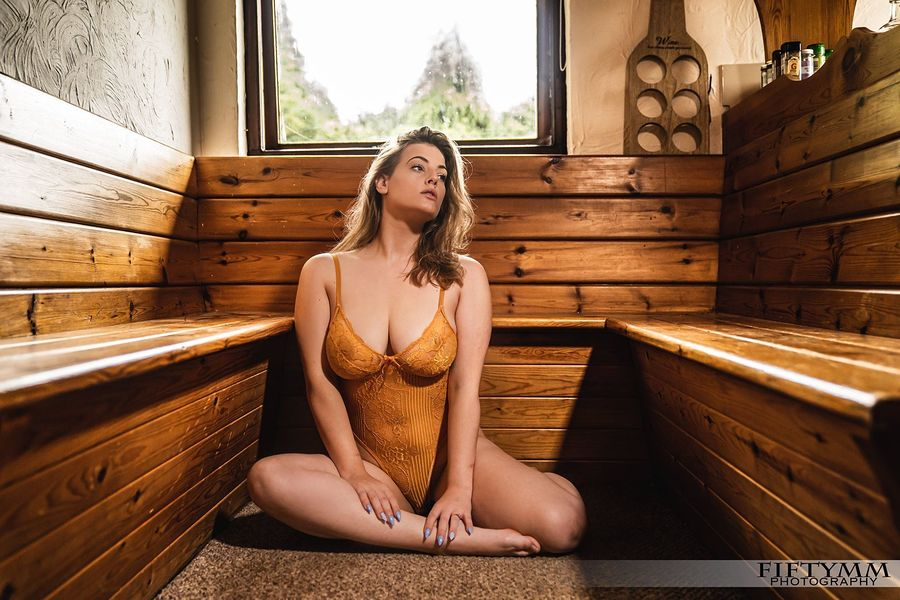 I live in my head all day long and the world is a little dreamy. Tim O'Brien / Photography by FIFTYMM Photography, Model LottiiRose / Uploaded 11th September 2019 @ 11:41 PM