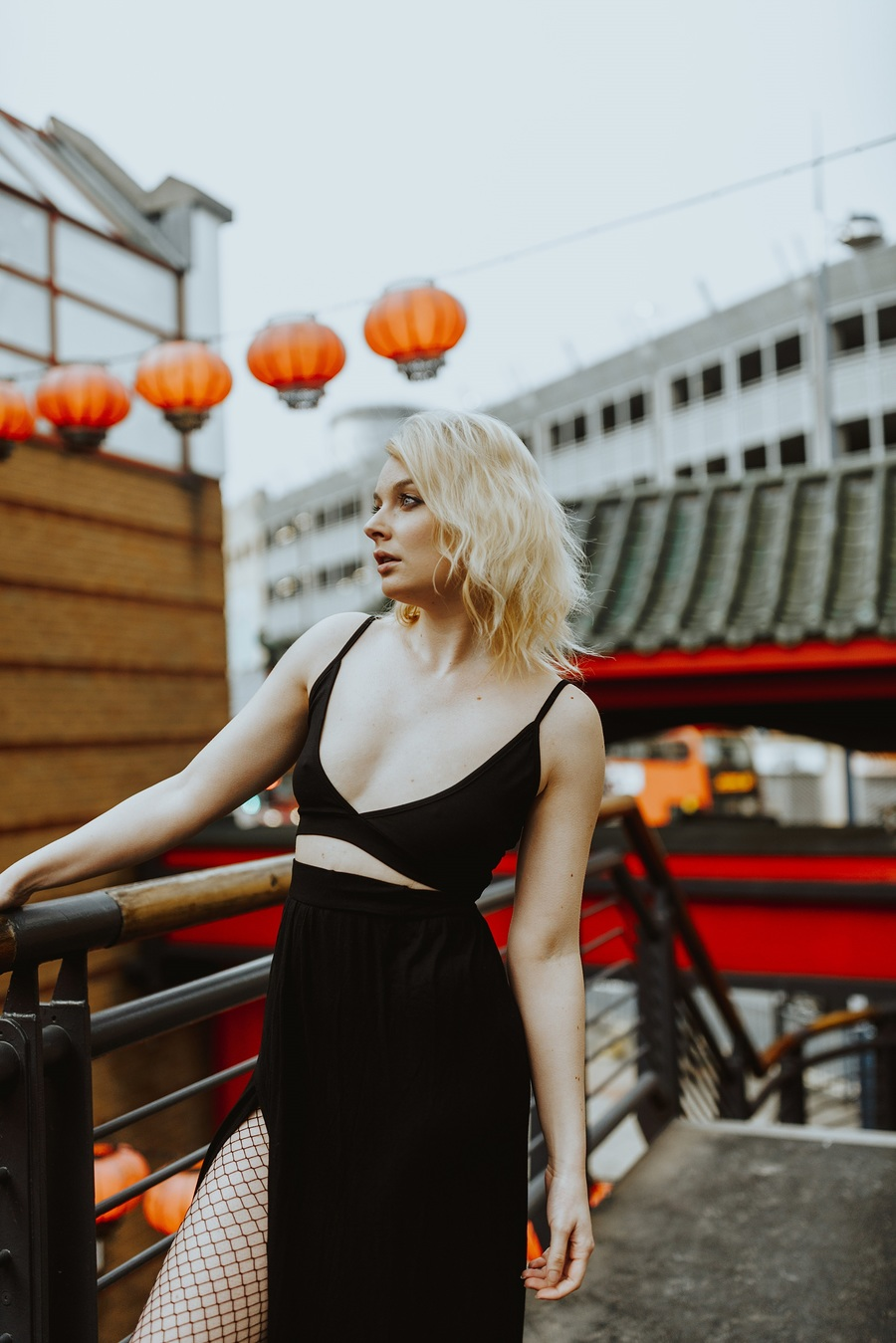 China Town / Model Holly Alexander / Uploaded 8th April 2018 @ 06:01 PM