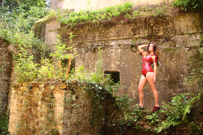 Superheroine / Photography by ClickMore �� / Uploaded 31st August 2013 @ 05:50 PM