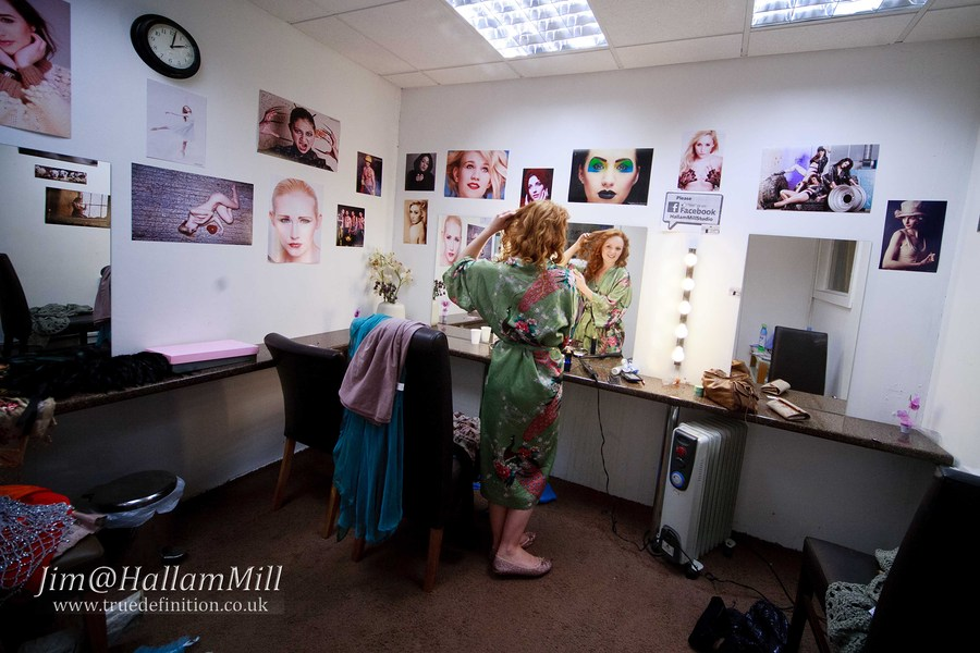 The Make up Room / Taken at HallamMill (Truedefinition) / Uploaded 12th July 2013 @ 02:44 PM