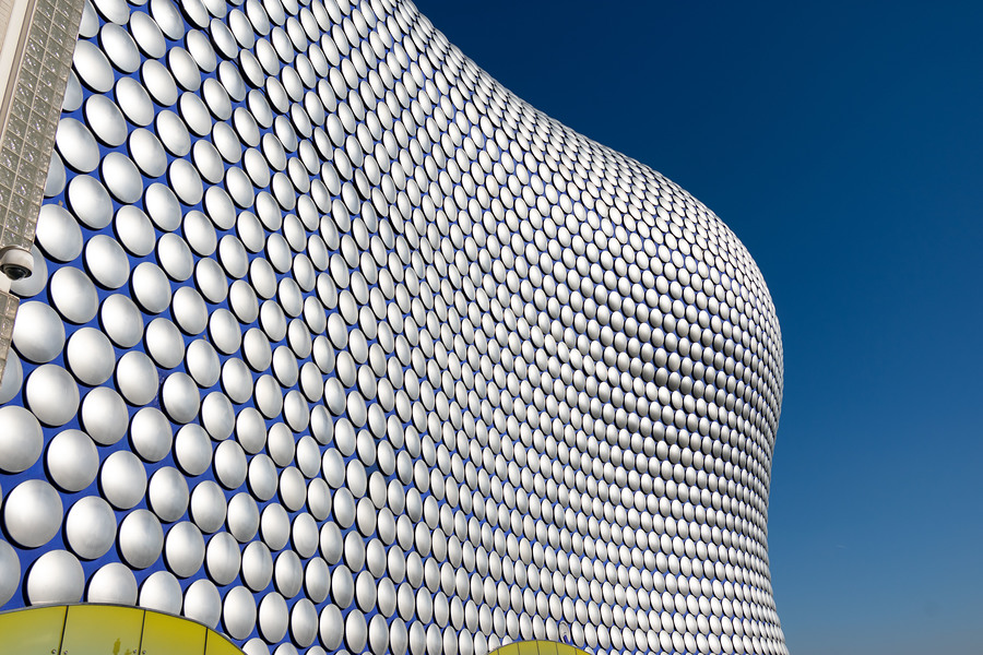 Clear sky in Birmingham / Photography by Tugmaster / Uploaded 11th February 2020 @ 06:33 AM