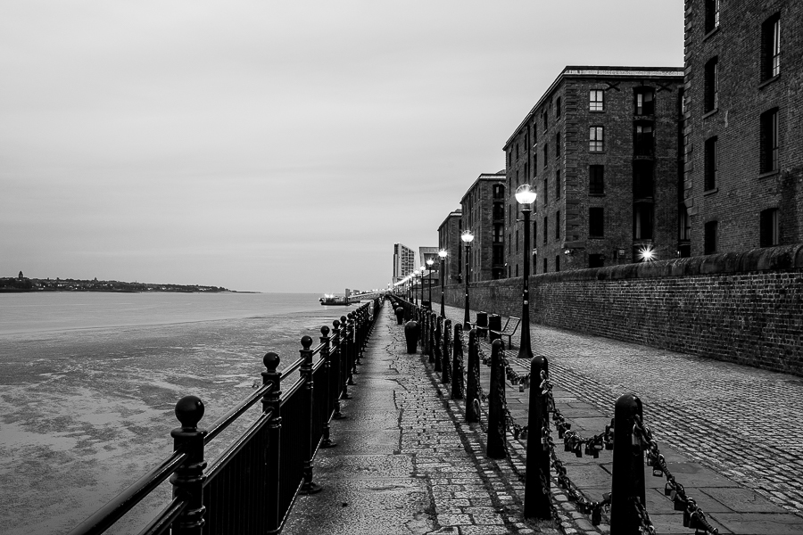 Liverpool at dawn... / Photography by Tugmaster / Uploaded 12th February 2020 @ 05:15 PM