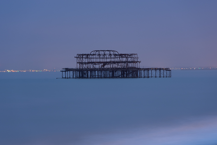 West Pier Brighton / Photography by Tugmaster / Uploaded 8th March 2020 @ 12:18 PM