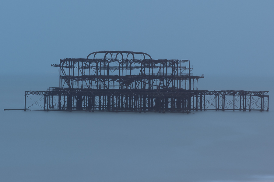 West Pier Brighton / Photography by Tugmaster / Uploaded 8th March 2020 @ 12:26 PM