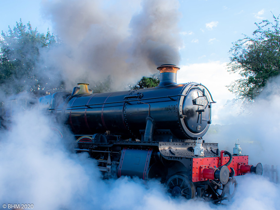 Steam / Photography by Tugmaster / Uploaded 26th April 2020 @ 11:47 AM