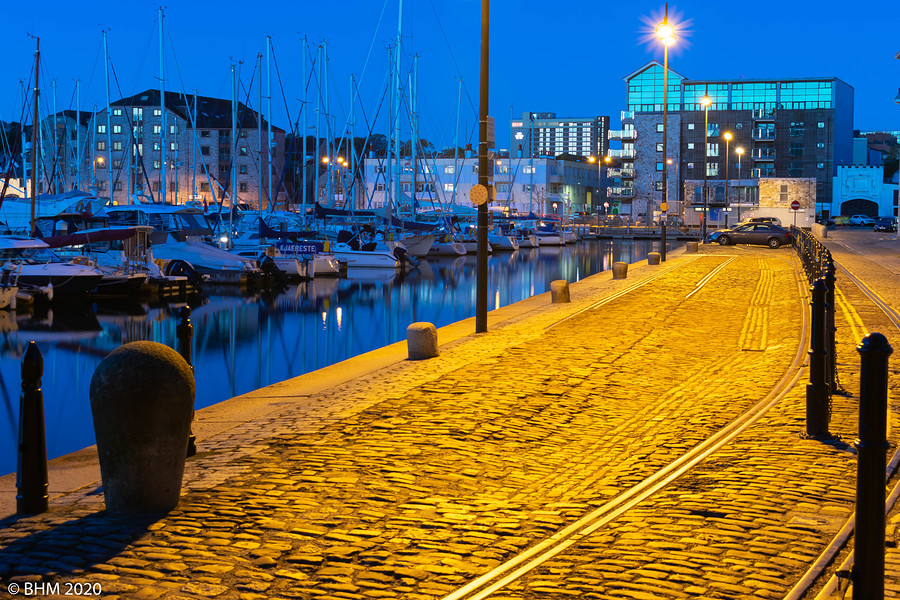 Sutton Harbour / Photography by Tugmaster / Uploaded 26th April 2020 @ 06:37 PM
