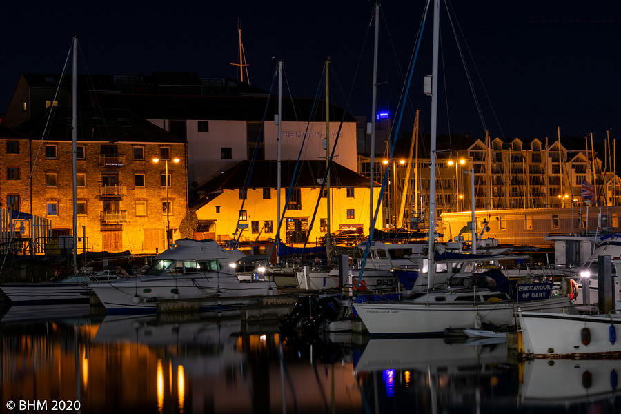Sutton Harbour... / Photography by Tugmaster / Uploaded 14th May 2020 @ 10:51 PM
