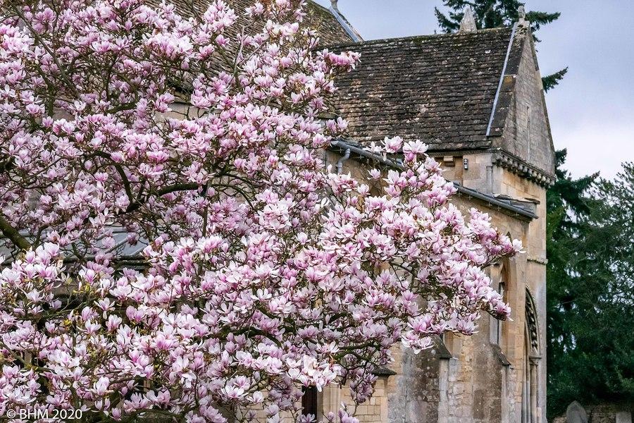Bredon Church... / Photography by Tugmaster / Uploaded 17th May 2020 @ 10:21 AM